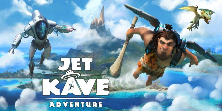 Jet Cave Adventure